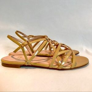 "Stuart Weitzman ""Transito Sandals"""